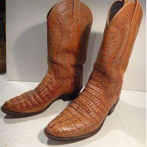 Dan Post Caimen Boots